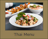 Thai Menu - The Peninsula