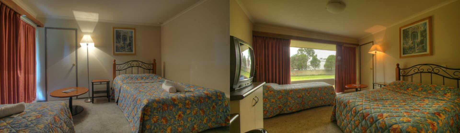 4 Star Accommodation at Budget Prices